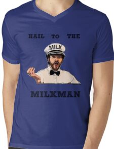 THE MILKMAN - JAKE AND AMIR Mens V-Neck T-Shirt