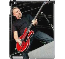 peter hook tour date time 2016 am1 iPad Case/Skin