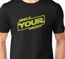 Sci Fi Who's Your Daddy T-Shirt
