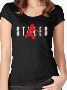 Air Styles Women's Fitted Scoop T-Shirt