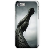 Stretch up your long necks to face the sun... iPhone Case/Skin