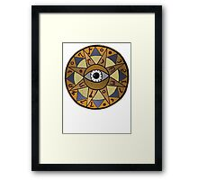 Oblivion Mages Guild Framed Print
