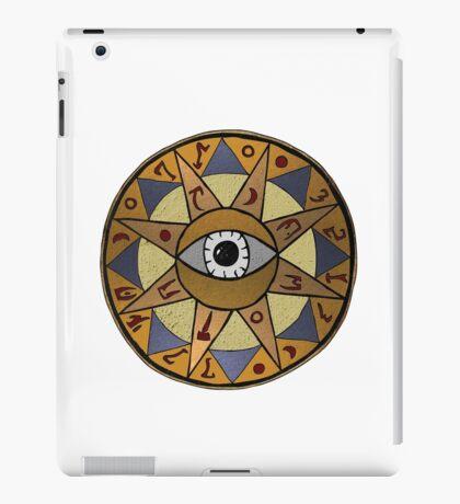 Oblivion Mages Guild iPad Case/Skin