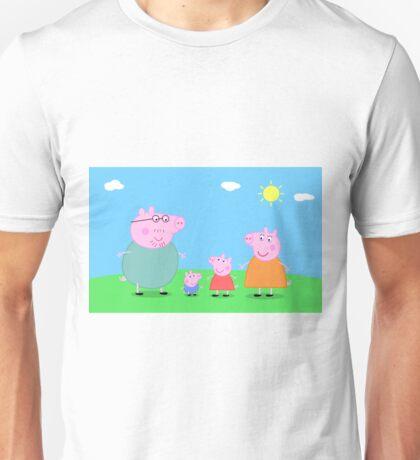 Peppa-pig Unisex T-Shirt