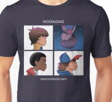 Stranger Things Nostalgiaz Unisex T-Shirt