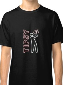 Tipsy bartender, stay tipsy bartender shirts Classic T-Shirt