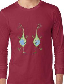 Mirror neurons Long Sleeve T-Shirt