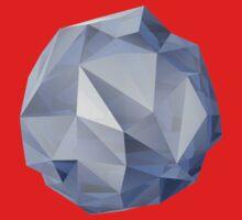 Blue Crystal I One Piece - Short Sleeve