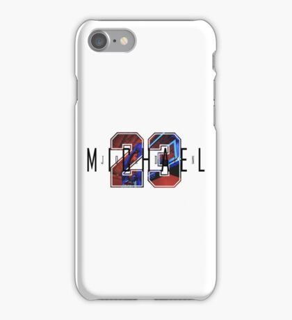 Michael Jordan 23 iPhone Case/Skin
