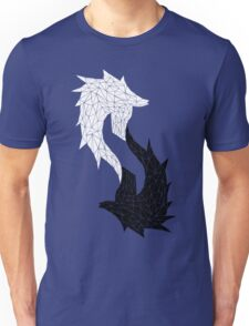 Tao Wolf Unisex T-Shirt