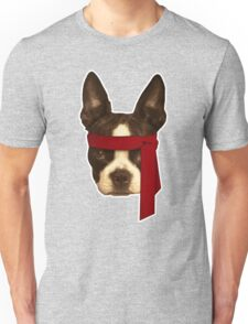 Boston terrier Rambo Unisex T-Shirt