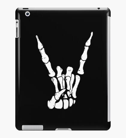 Skeleton bones iPad Case/Skin