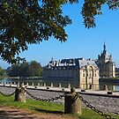 Chateau de Chantilly by Alex Cassels
