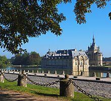 Chateau de Chantilly by Alex Cassels