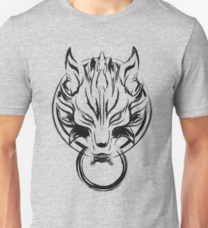 Wolf Seal - Black Edition Unisex T-Shirt