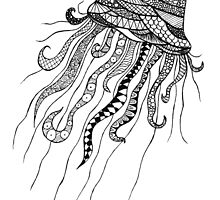 It's a Jellyfish by Angus Jennings