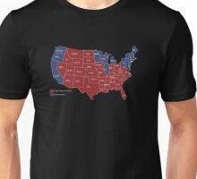 DUMBFUCKISTAN Map 2016 - Presidential Election Map Shirt Unisex T-Shirt