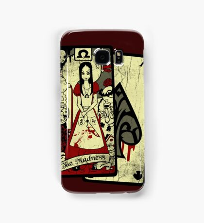 The Omega card Samsung Galaxy Case/Skin