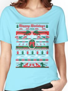 Happy Holidays from Weyland Yutani Women's Relaxed Fit T-Shirt