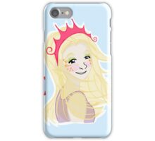 Historia - Summer Festival Queen iPhone Case/Skin