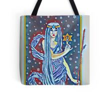 Tarot The Hermit impressions Tote Bag