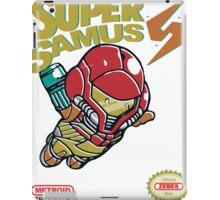Super Samus Bros iPad Case/Skin