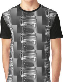 Bottled Droplets Graphic T-Shirt