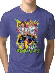 Rockers Tag Team Tri-blend T-Shirt