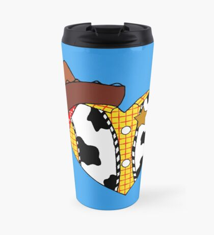 A Woody Heart Travel Mug