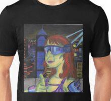 Blade Runner/ Sci-Fi Homage Self-Portrait Unisex T-Shirt