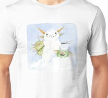 Snow Gnome Unisex T-Shirt