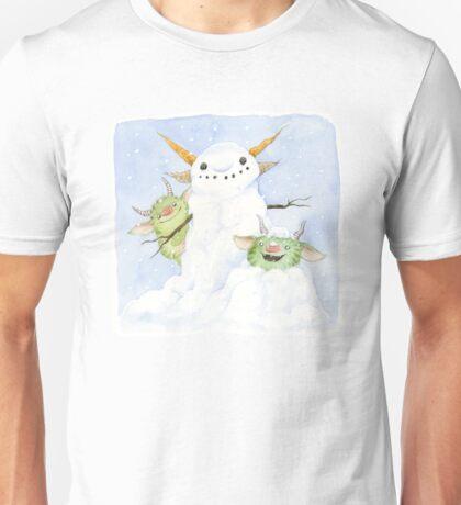 Snow Gnome Unisex T-Shirt