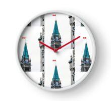Peace Tower 03 Clock