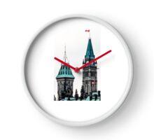 Peace Tower 02 Clock