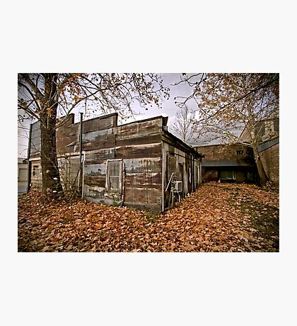 Abandoned Shack Photographic Print