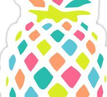 Tropical Pineapple Jamaica Sticker