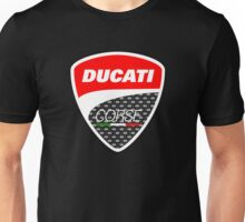 Ducati Corse Logo Unisex T-Shirt