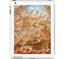 Abstract alcohol! iPad Case/Skin