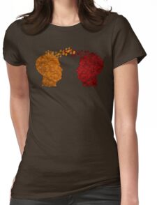 Communication Womens Fitted T-Shirt