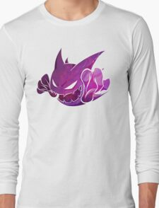 Haunter texture Long Sleeve T-Shirt