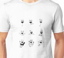 Expression - Dog Unisex T-Shirt