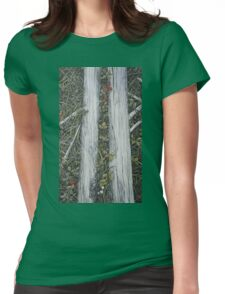 Runes of nature Womens Fitted T-Shirt