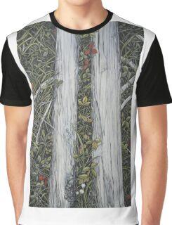Runes of nature Graphic T-Shirt