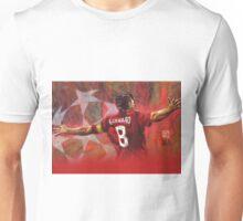 Steven Gerrard - Liverpool FC Unisex T-Shirt