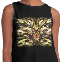 Psychedelic Beauty   Contrast Tank