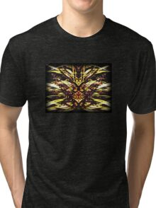 Psychedelic Beauty   Tri-blend T-Shirt
