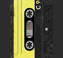 Old School Cassette by artvia