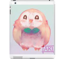 Rowlett iPad Case/Skin