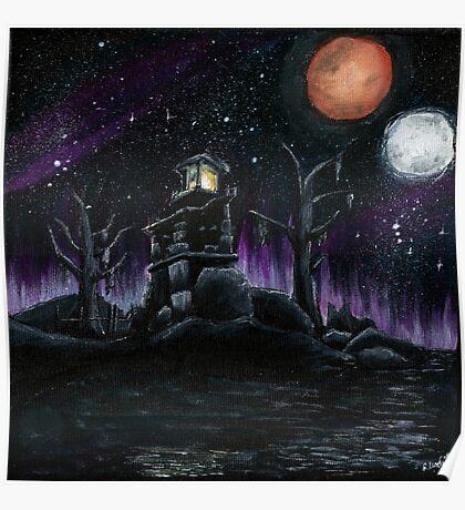 Seyda Neen's Lighthouse Poster