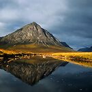 Buachaille Etive Mor, Glen Coe, Highlands of Scotland. by PhotosEcosse